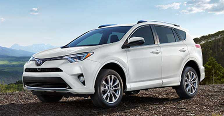 Most reliable cars: Toyota RAV4