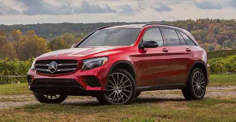 Least reliable cars: Mercedes-Benz GLC