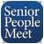 SeniorPeopleMeet online dating site logo