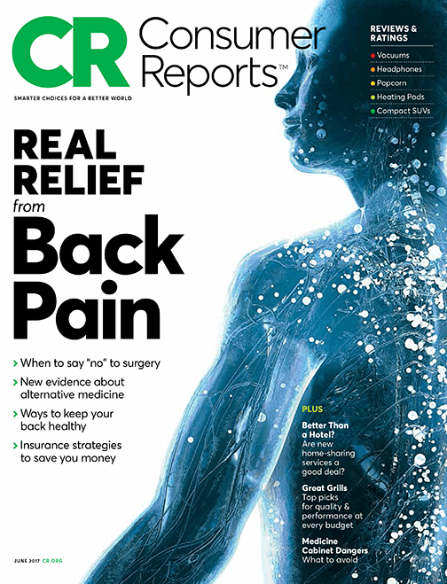 Consumer Reports Magazine Cur Issue Archive June 2017