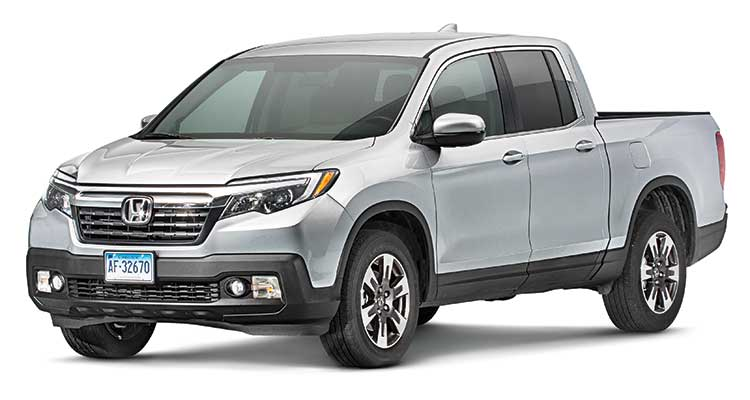 2017 honda ridgeline review the un pickup consumer reports. Black Bedroom Furniture Sets. Home Design Ideas