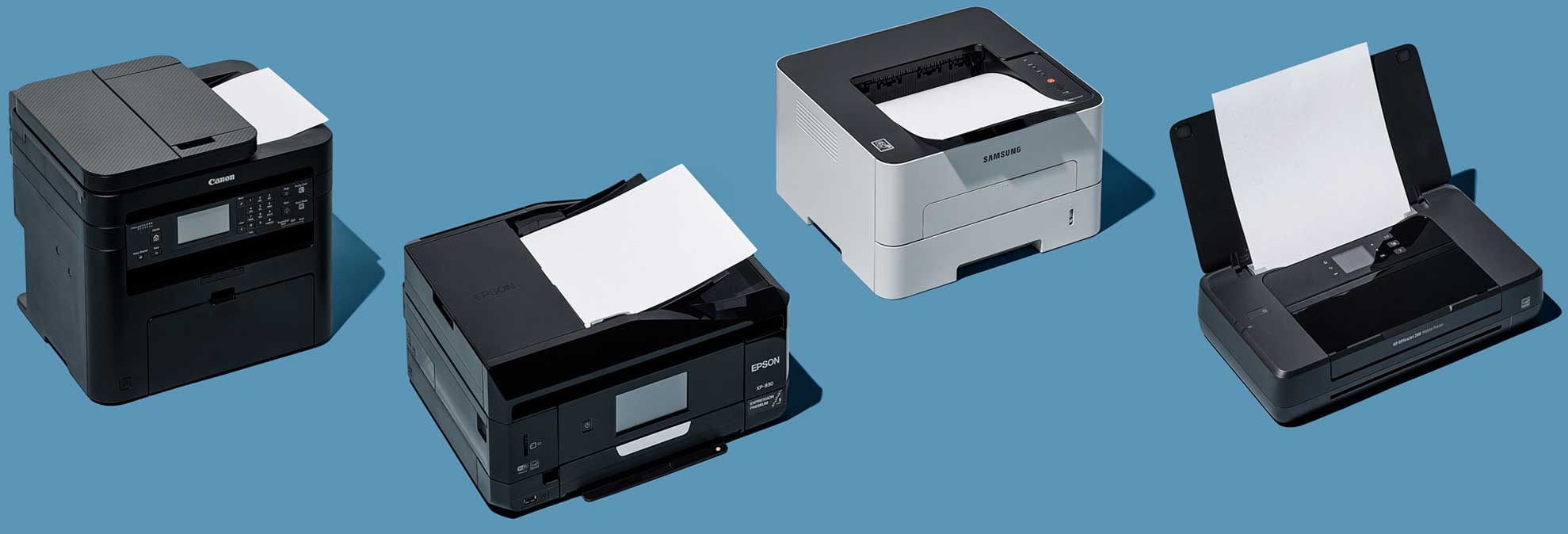 how to pick the perfect printer consumer reports