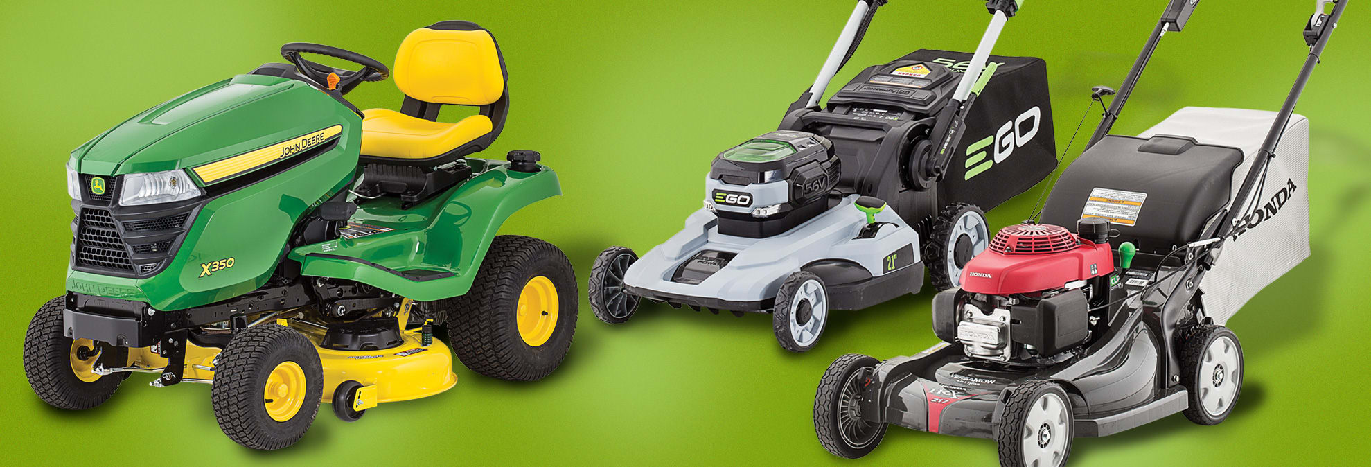 Find The Right Lawn Mower Type For Your Yard Consumer