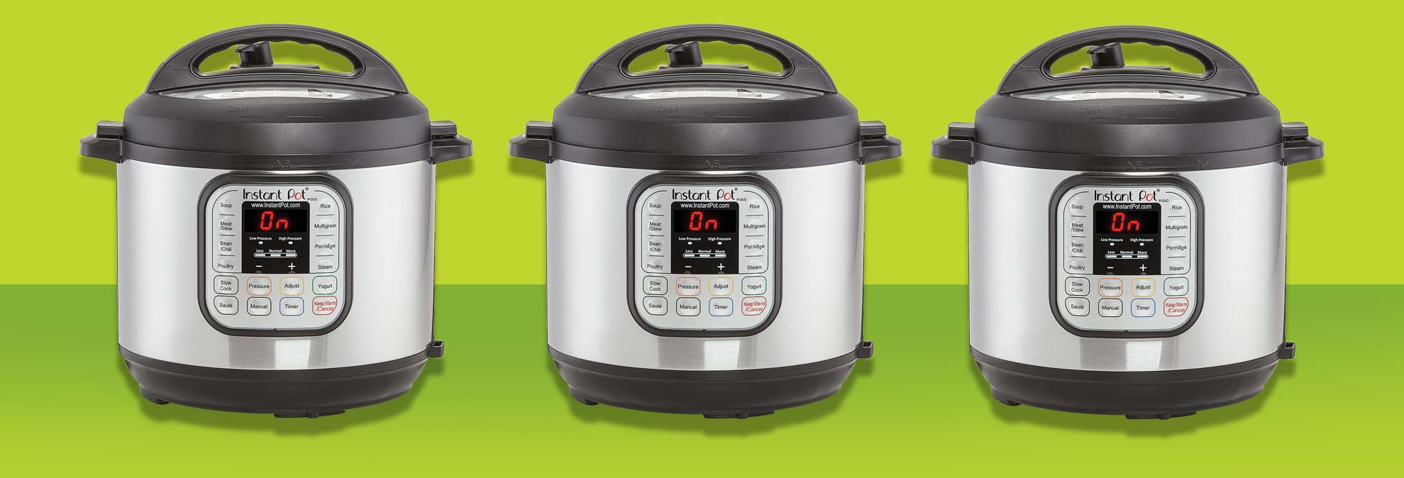 Make Dinner in a Snap With the Instant Pot