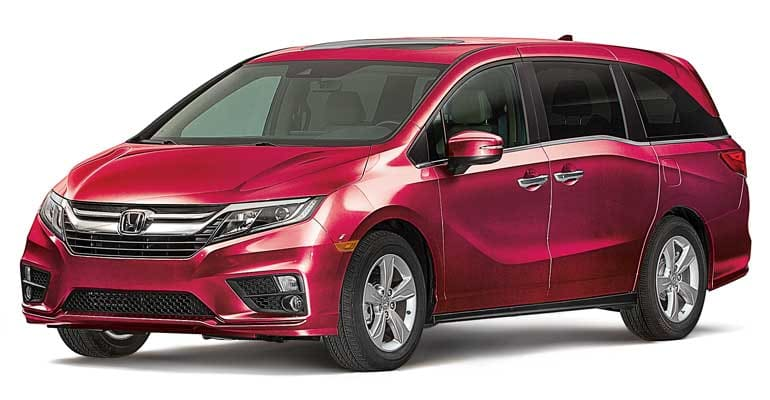 2018 honda odyssey review consumer reports. Black Bedroom Furniture Sets. Home Design Ideas