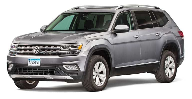 2018 volkswagen atlas review consumer reports. Black Bedroom Furniture Sets. Home Design Ideas