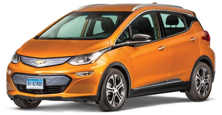 2017 Chevrolet Bolt Review Shockingly Good Consumer Reports