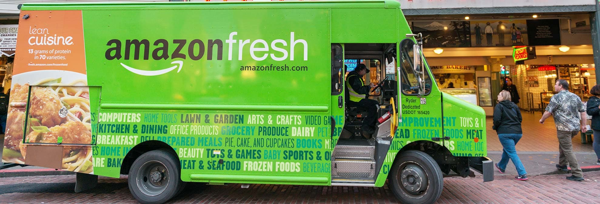 Amazon Has Changed The Way You Shop For Food Consumer