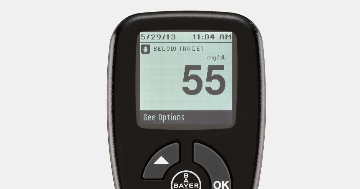 Best Blood Glucose Meter Reviews Consumer Reports