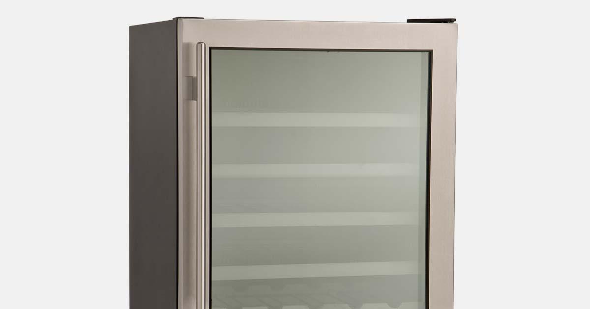 Wine Refrigerator Reviews Wine Spectator best wine chiller reviews – consumer reports