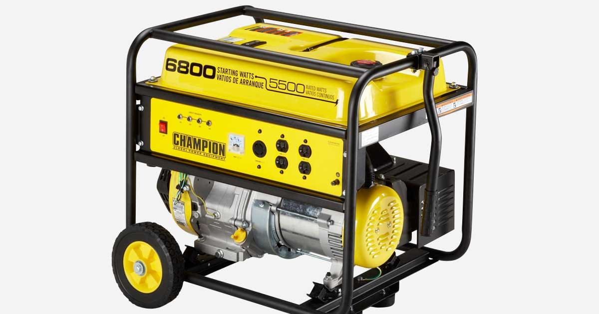 generator small best generator reviews consumer reports