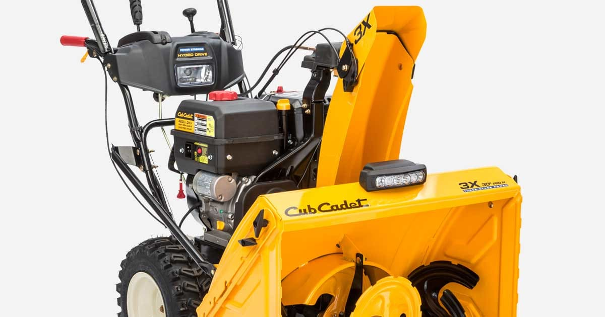 Best Rated Snow Blower Brands : Best snow blower reviews consumer reports