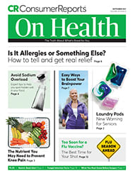 Image result for Consumer Reports On Health Newsletter