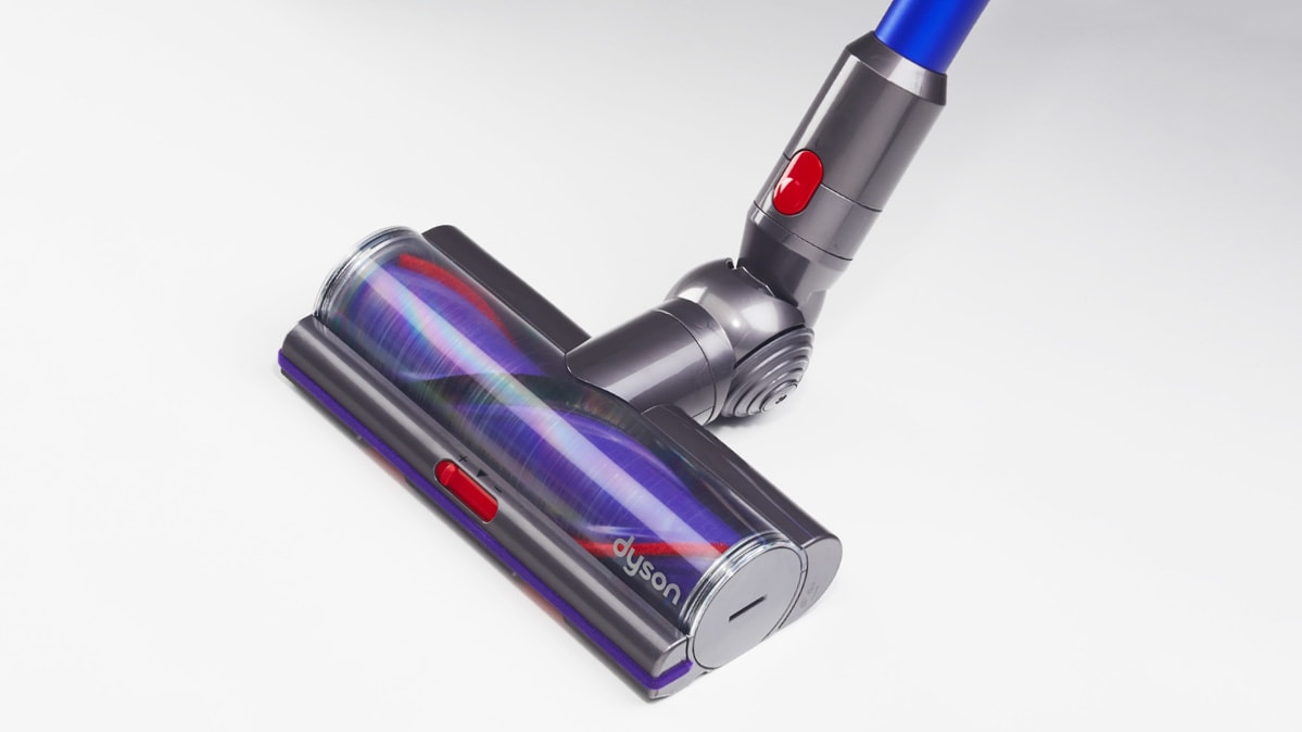 dyson cyclone v10 absolute stick vacuum review consumer reports. Black Bedroom Furniture Sets. Home Design Ideas