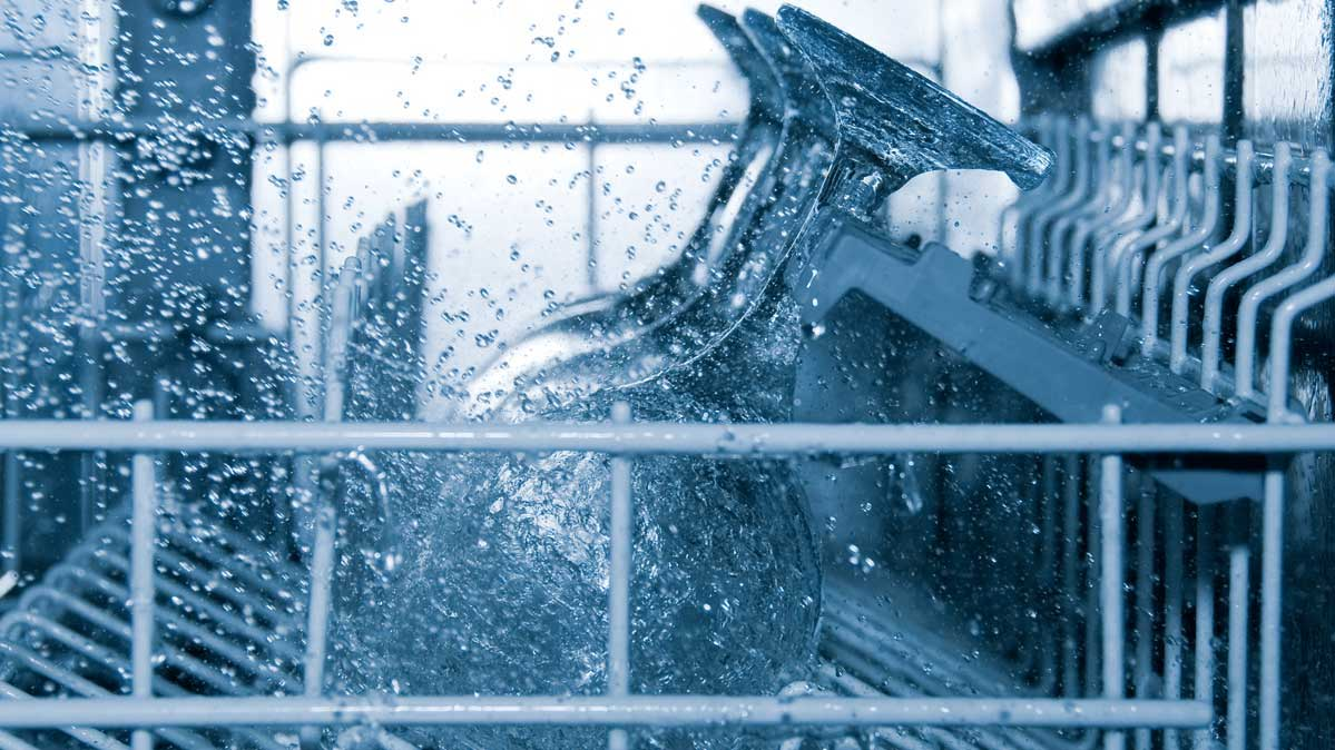 Why Your Dishwasher Filter Makes a Difference
