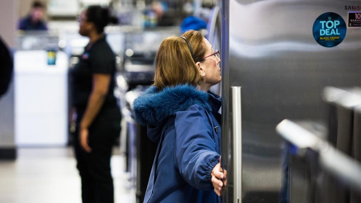 Best Black Friday Refrigerator Deals Of 2018 Consumer
