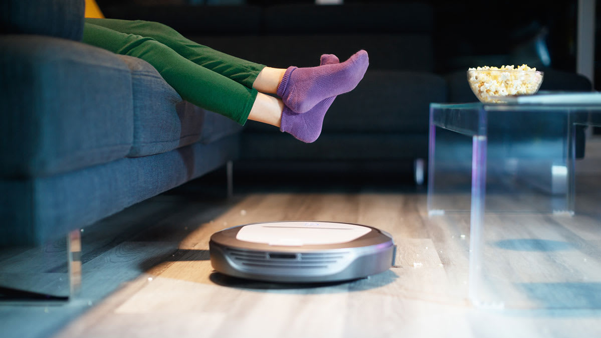 Black Friday deals on robotic vacuums can lead to cleaner floors.