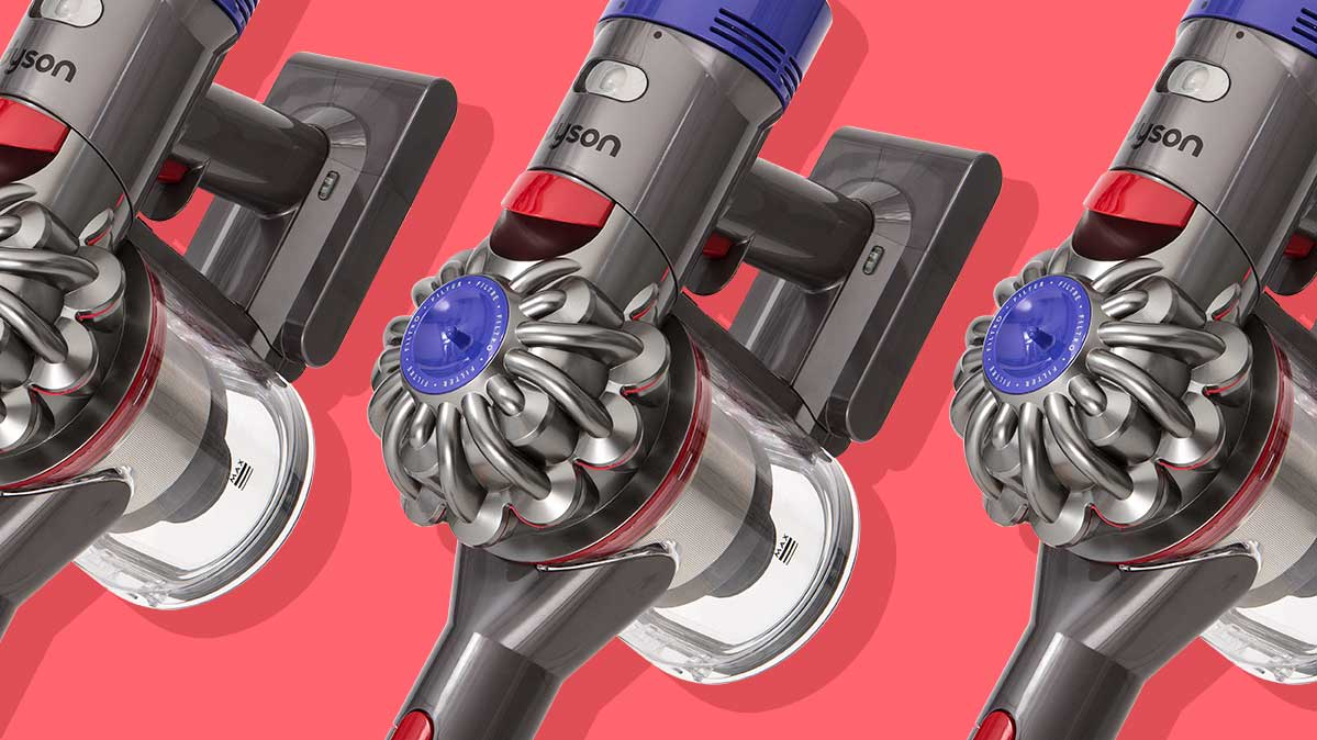 Dyson leads in Black Friday deals on stick vacuums.