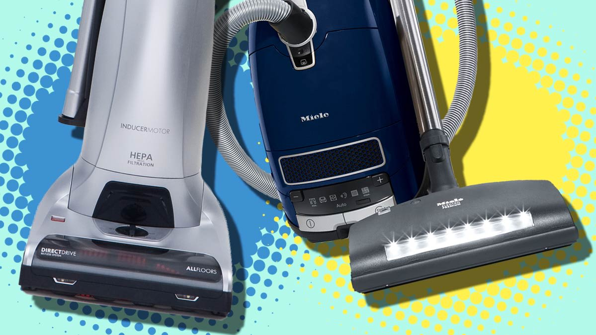 Kenmore Upright Vs Miele Canister Vacuum Face Off