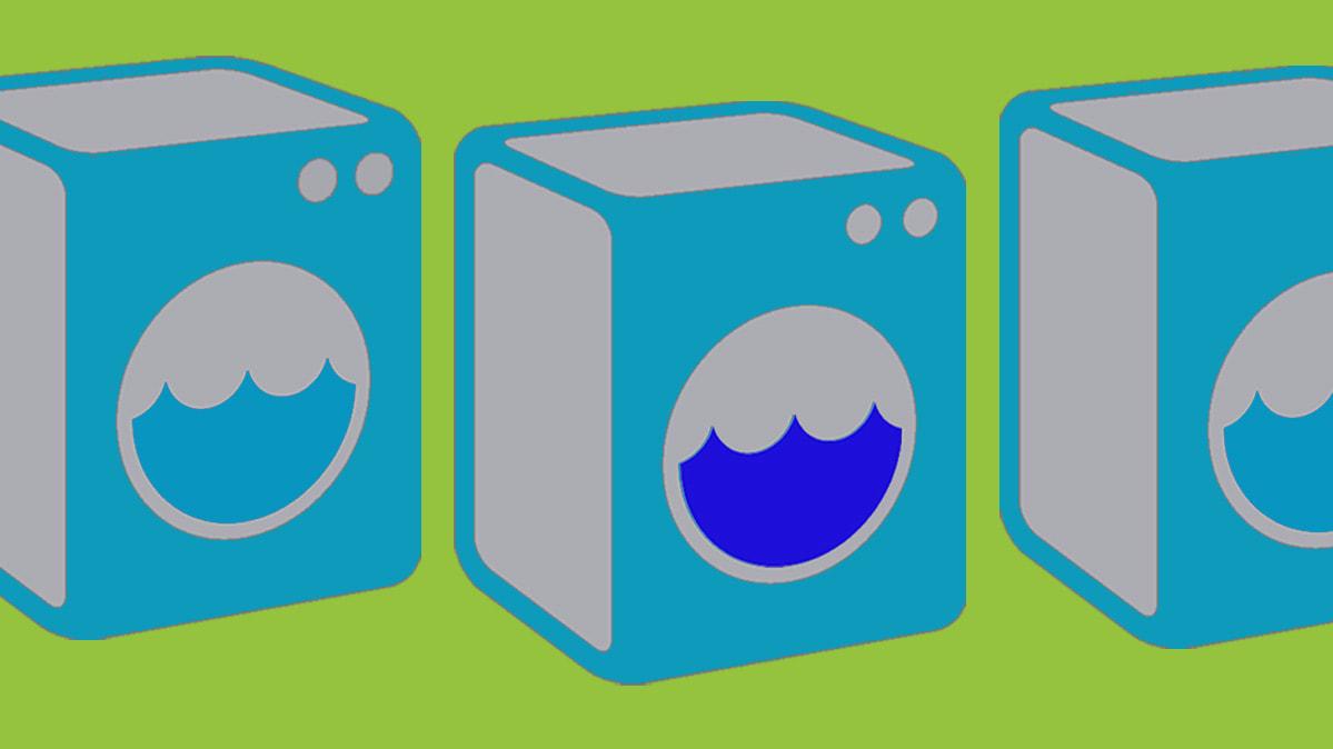 Ilration Of Washing Machines