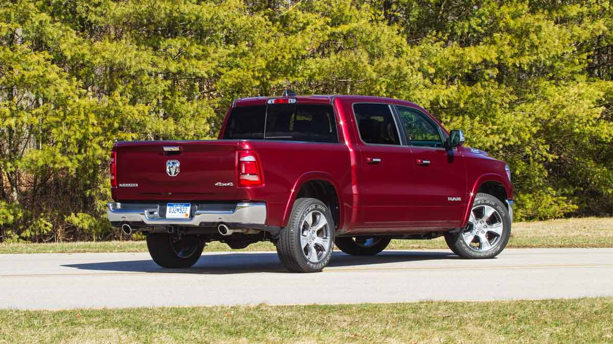 2019 Ram 1500 First Drive Consumer Reports 1988 Gmc Specs Wiring Heater Controls Rear