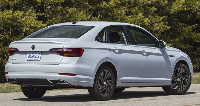 2019 volkswagen jetta first drive consumer reports. Black Bedroom Furniture Sets. Home Design Ideas