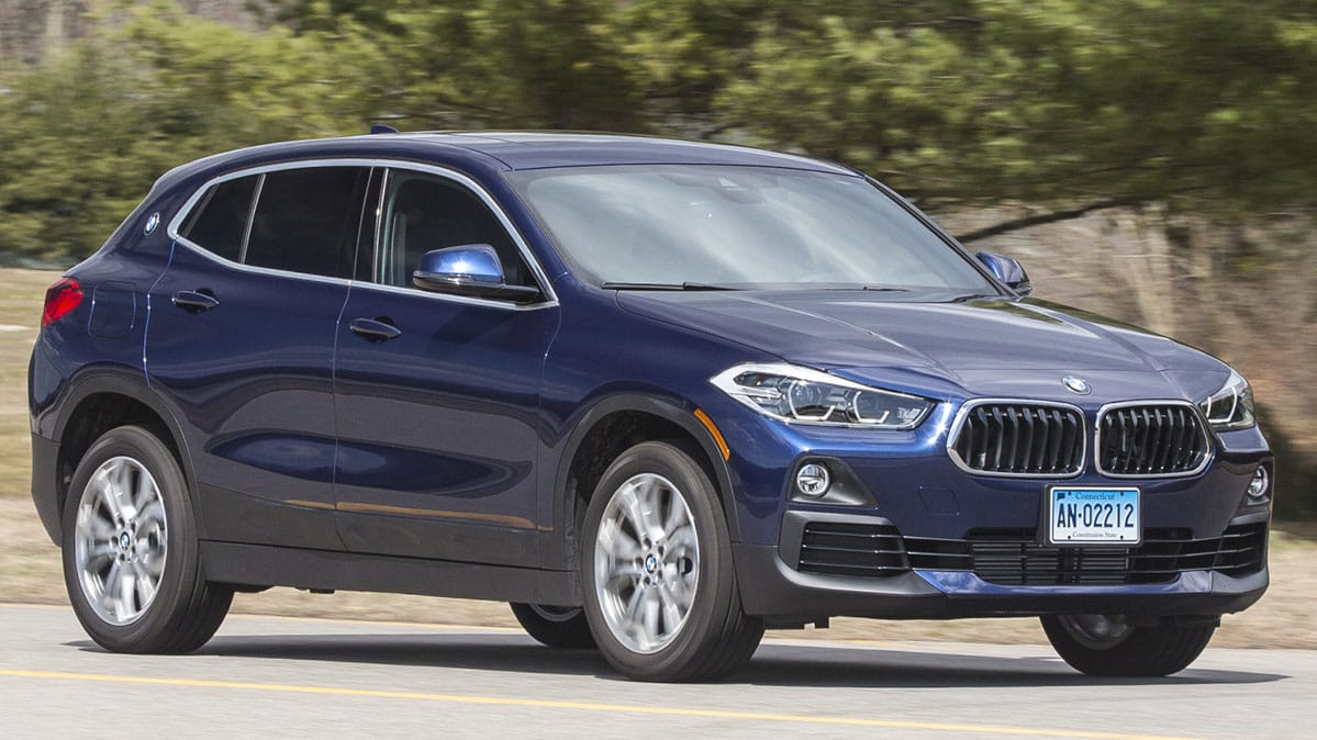 2018 Bmw X2 First Drive Review Consumer Reports