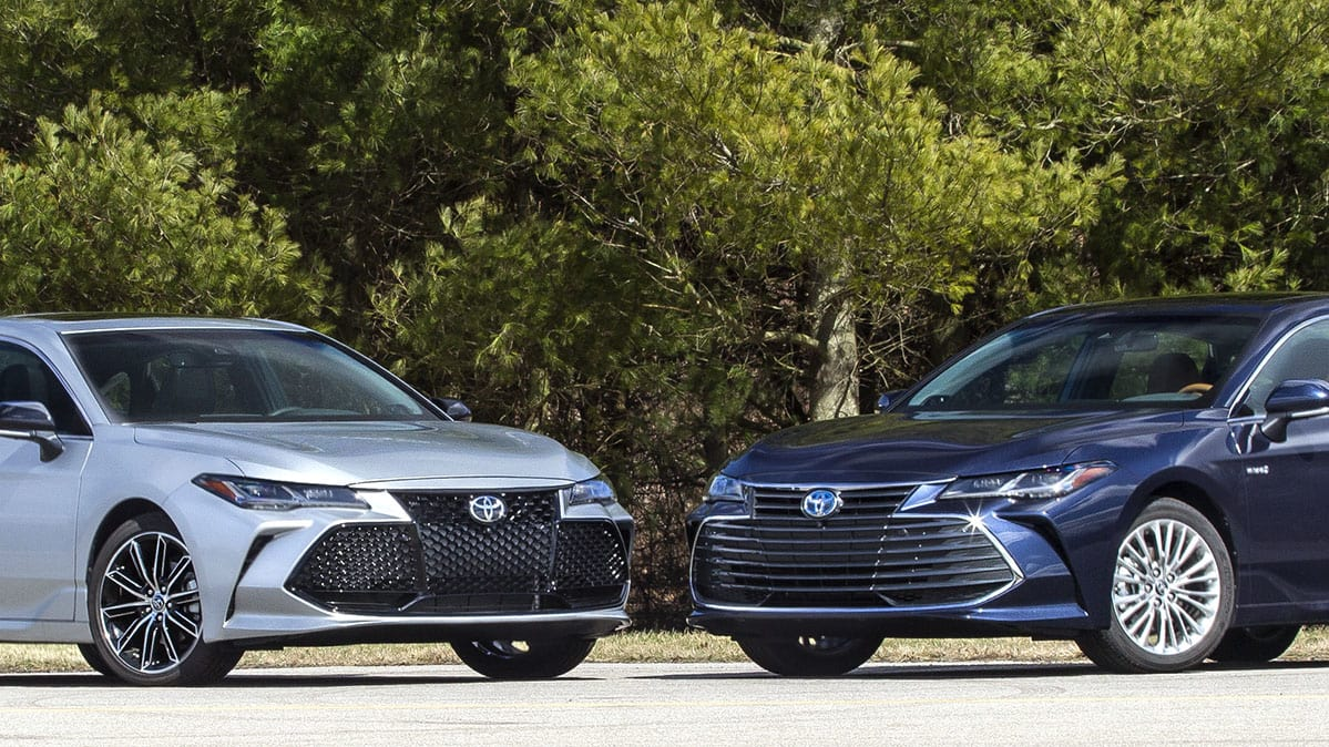 redesigned 2019 toyota avalon could shake boring. Black Bedroom Furniture Sets. Home Design Ideas