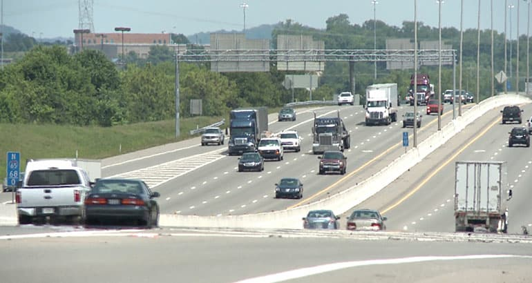 Traffic exposes the need for improved fuel economy