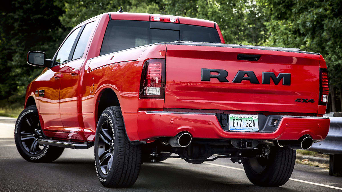 2017 Ram 1500 Truck Recalled For Tailgate Risk