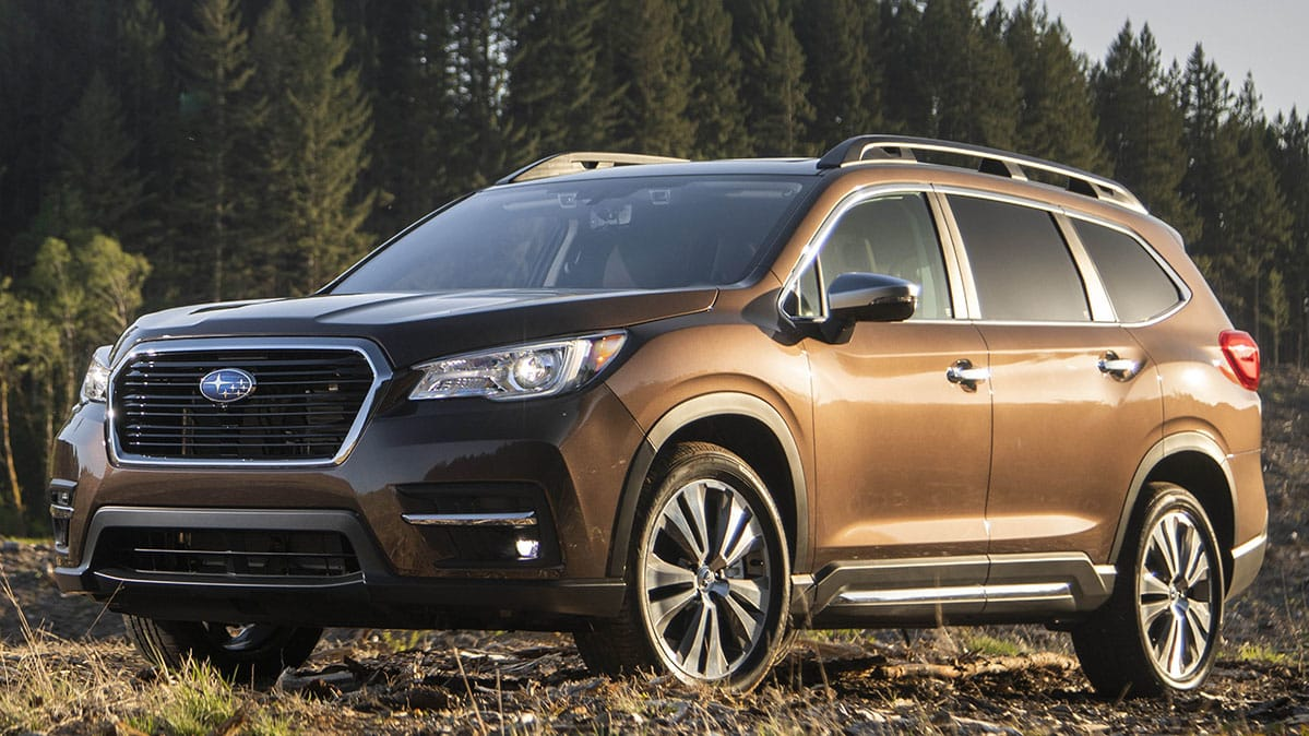 2019 Subaru Ascent Recall