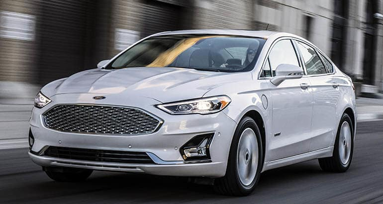 Best American Cars include the Ford Fusion