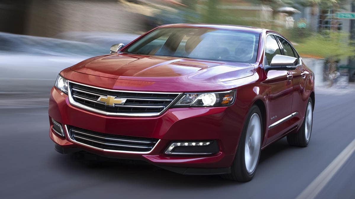 Disappearing Cars We'll Miss in 2019, including Chevrolet Impala