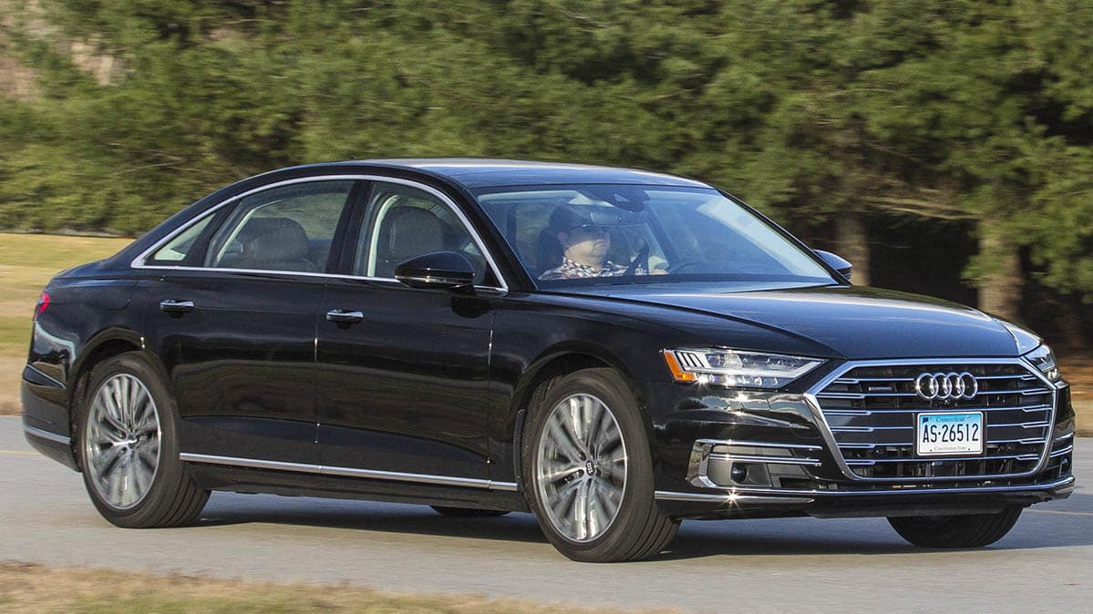 2019 Audi A8 Is A First Class Cruiser In A Subtle Package Consumer