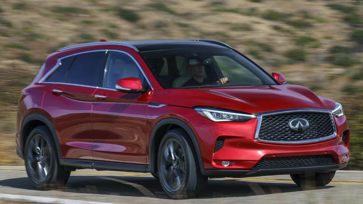2019 Infiniti Qx50 Fuel Economy