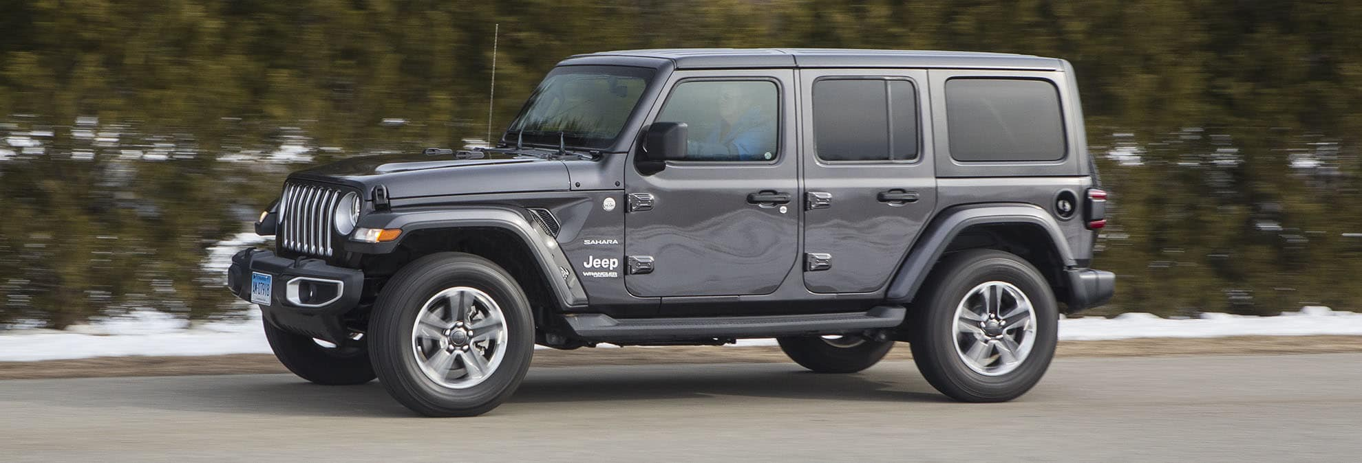 All New 2018 Jeep Wrangler Improves Upon A Classic