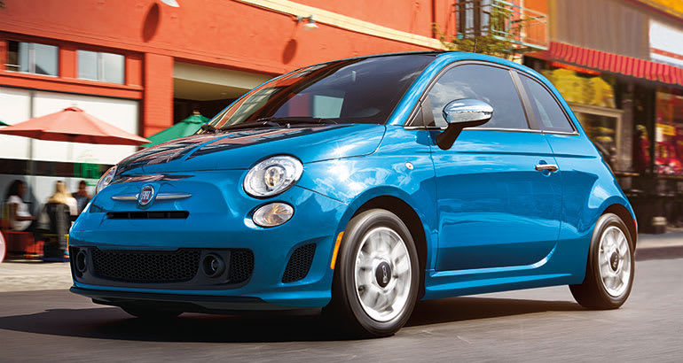 Fiat Adds Juice To Its 500 Lineup For 2018 Consumer Reports