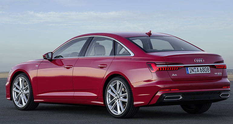 2019 audi a6 sedan preview consumer reports. Black Bedroom Furniture Sets. Home Design Ideas