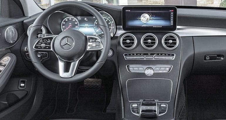 Wonderful 2019 Mercedes Benz C Class Interior.