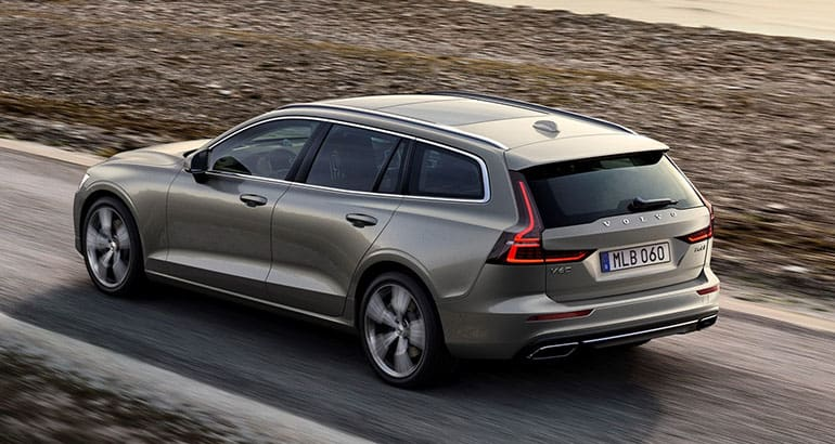 2019 Volvo V60 Wagon Delivers Style and Safety - Consumer Reports