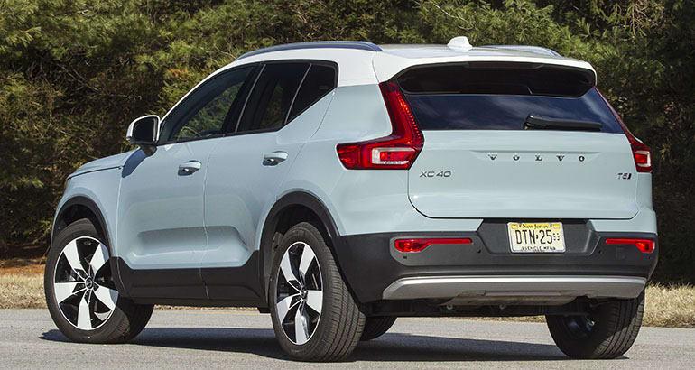 2019 Volvo Xc40 Makes Big Promises But Falls Short Consumer Reports