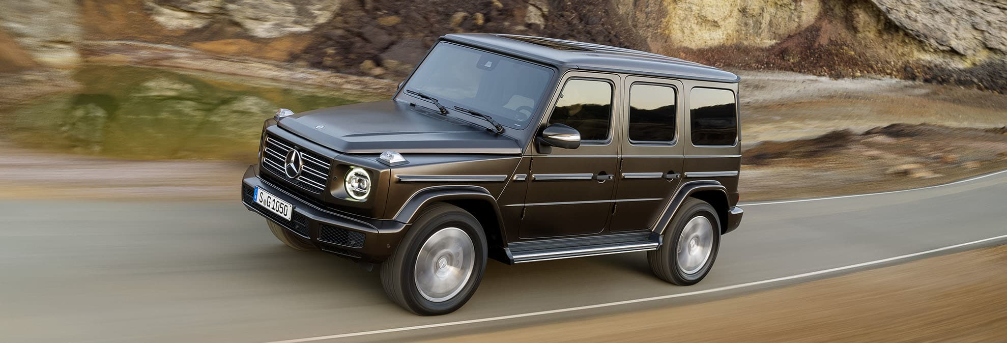 2019 Mercedes Benz G Class Is Bigger And Modernized But