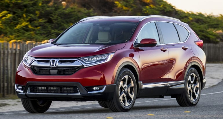 The Honda Cr V Is One Of Better Models Among Small Suvs Thanks To Its Roomy Cabin Good Fuel Economy And Competent Handling