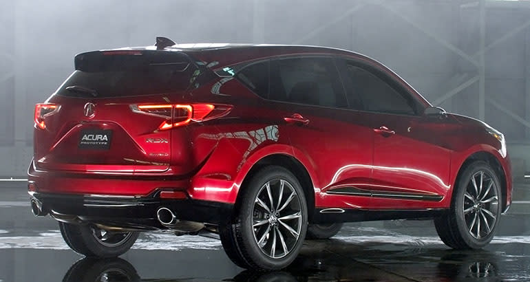 New cars coming soon: 2019 Acura RDX