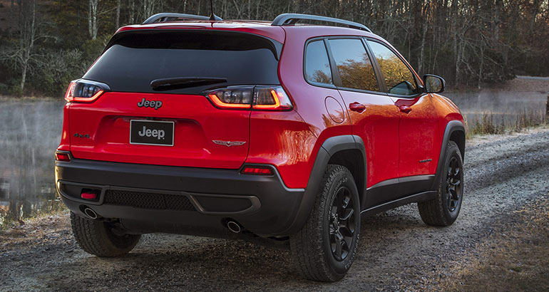 2019 jeep cherokee updates appearance adds turbo engine consumer reports. Black Bedroom Furniture Sets. Home Design Ideas