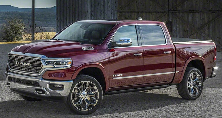 New Ram Truck >> Redesigned 2019 Ram 1500 Gets Bigger And Lighter Consumer Reports