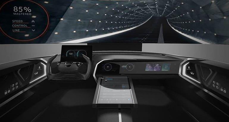 Ces 2018 A Festival Of Self Driving Car Gadgets