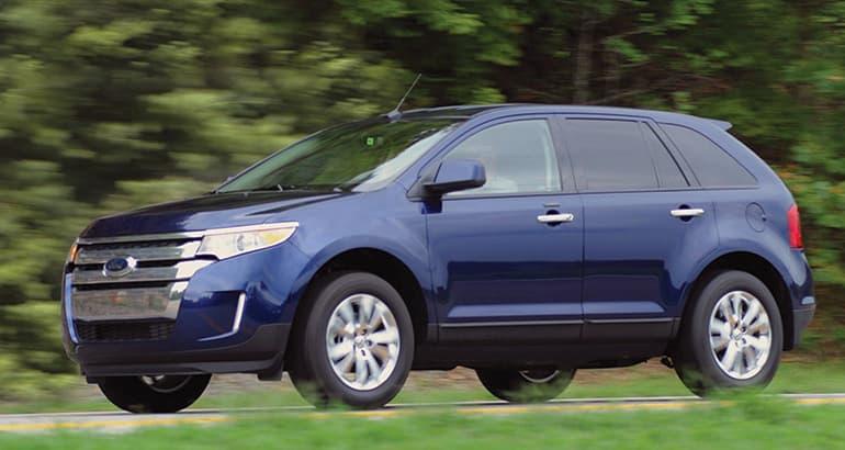 Fords Takata Airbag Settlement Involves The  Ford Edge