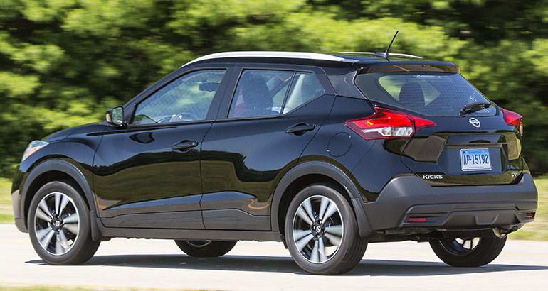 2018 Nissan Kicks Brings Value And Space Consumer Reports