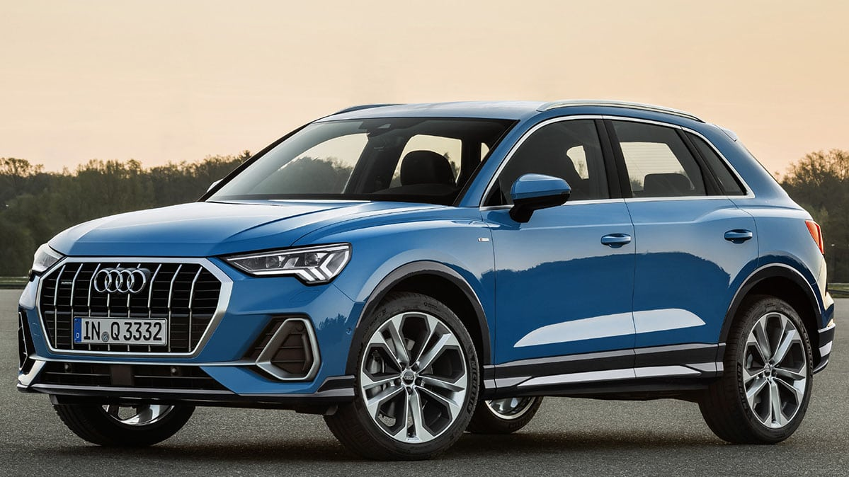 Audi Q3 2019 2019 2020 Top Car Designs